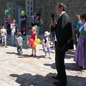 50-jähriges Jubiläum der Kindertagesstätte St. Laurentius